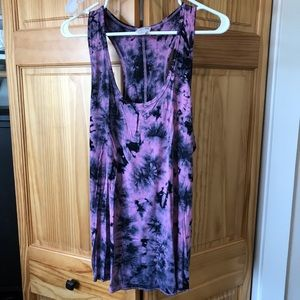 Mossimo tie died tank (L)